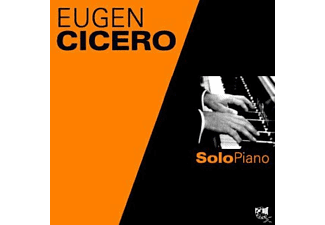 Eugen Cicero - Solo Piano - (CD)