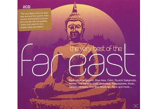 VARIOUS - BEST OF THE FAR EAST,VERY - (CD)