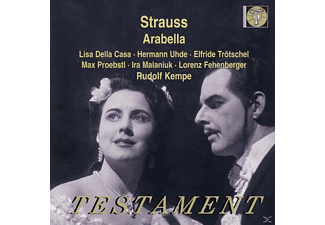 Rudolf Kempe - Arabella (Covent Garden 21.09.1953) - (CD)