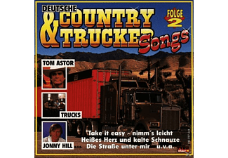 VARIOUS - Deutsche Country & Trucker Songs Vol. 2 - (CD)