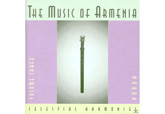 Gevorg Dabagian - Music Of Armenia Vol.3 - (CD)