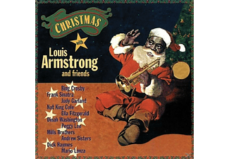 Louis Armstrong - Christmas With Louis Armstrong - (CD)