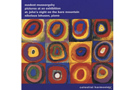 Nikolaus Lahusen - Pictures At An Exhibition [CD]