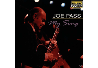 Joe Pass - My Song - (CD)