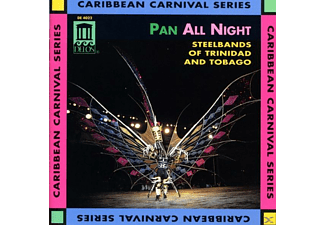 GROOVE/EXODUS/MOODS/VAT/+ - Pan All Night/Steel Bands - (CD)