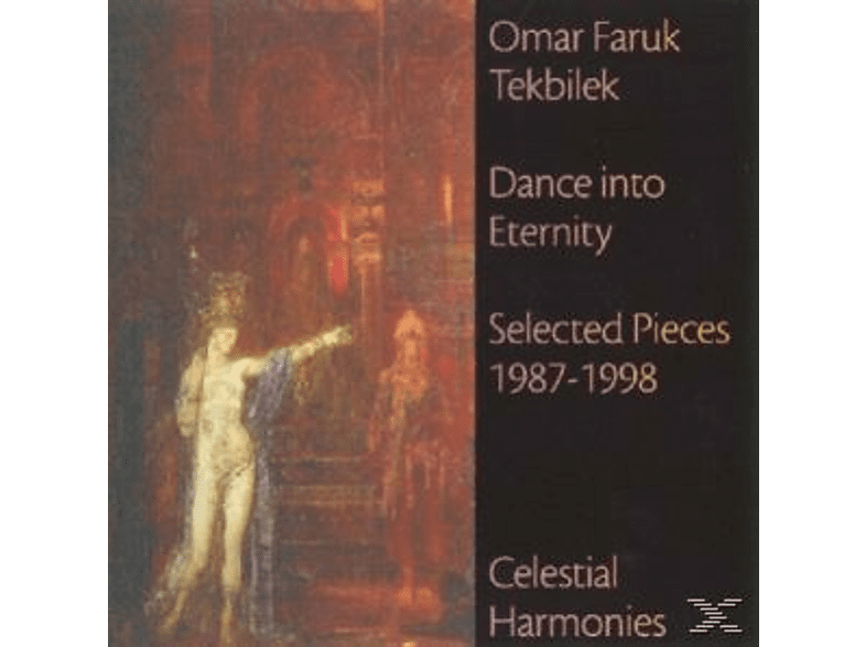 Omar Faruk Tekbilek - Dance Into Eternity [CD]