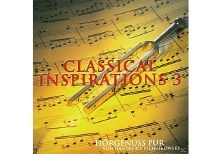 VARIOUS - Classical Insprirations 3 - (CD)
