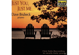 Dave Brubeck - Just You,Just Me - (CD)