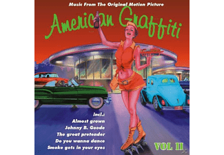 OST/American Graffiti Vol 2 - American Graffiti-2 - (CD)