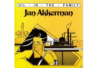 Jan Akkerman - Oil in the Family - (CD)