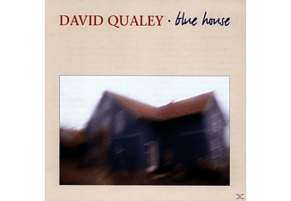 David Qualey - BLUE HOUSE - (CD)