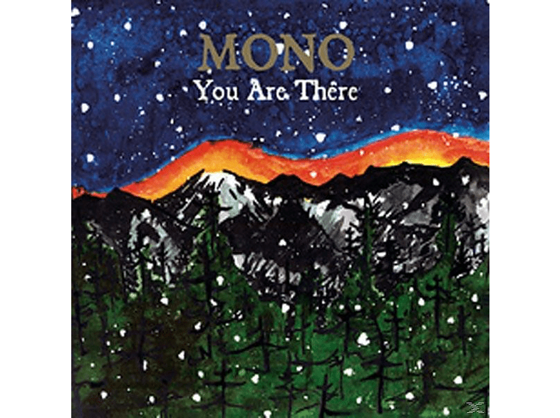 Mono - You Are There [CD]
