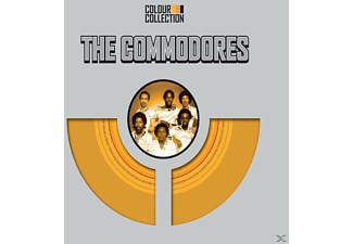 The Commodores - Colour Collection - (CD)