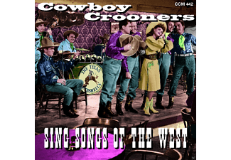 VARIOUS - Sing Songs Of The West - (CD)
