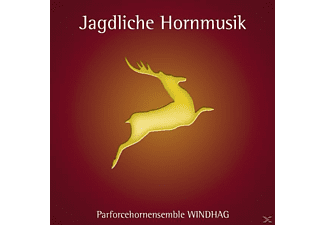 Parforcehornensemble Windhag - Jagdliche Hornmusik - (CD)