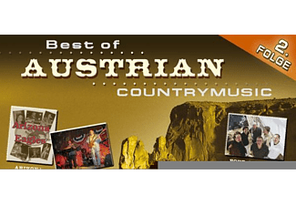 VARIOUS - Best Of Austrian Country M.2 - (CD)