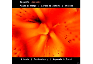 Toquinho - Acoustic - (CD)