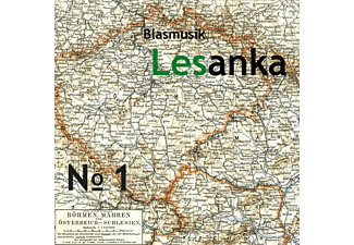 Blasmusik Lesanka - No 1 - (CD)