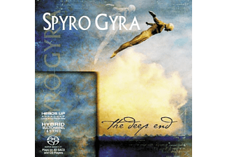 Spyro Gyra - The Deep End (Mehrkanal) - (SACD Hybrid)