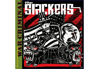The Slackers - International War Criminal - (CD)