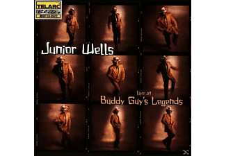 Junior Wells - Live At Buddy Guy's Legends - (CD)