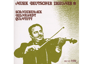 The Quintet - MUSIK DEUTSCHER ZIGEUNER 8 - (CD)