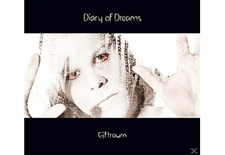 Diary Of Dreams - Giftraum - (Maxi Single CD)