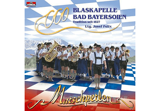Blaskapelle Bad Bayersoien - Marschperlen - (CD)