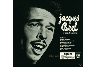 Jacques Brel - Grand Jacques-Remastered - (CD)