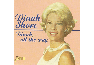 Dinah Shore - Dinah,All The Way - (CD)