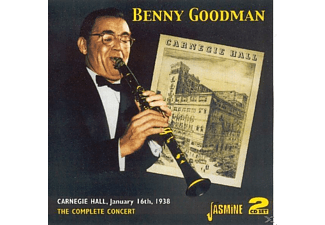 Benny Goodman - CARNEGIE HALL CONCERT 1938 - (CD)
