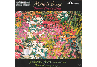 Mera - Mother's Songs-Japanische Volkslieder - (CD)
