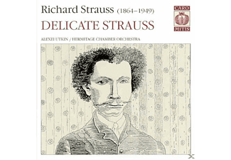 UTKIN & HERMITAGE CHAMBER ORCH. - Delicate Strauss - (CD)