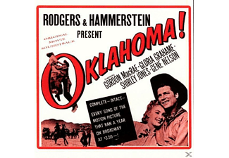 OST/Rodgers & Hammerstein - Oklahoma - (CD)