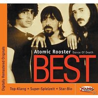 Atomic Rooster - Best-Dance Of Death [CD]