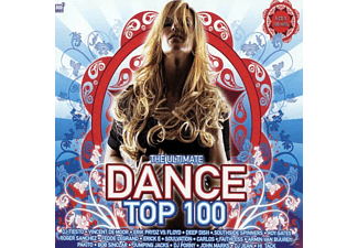 VARIOUS - the ultimate dance top 100 - (CD)