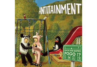 Antitainment - Nach Der Kippe Pogo!? - (CD)
