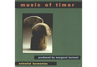 VARIOUS - Music Of Timor - (CD)