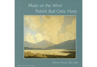 Patrick Ball - Music On The Wind - (CD)