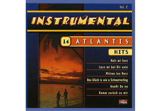 Atlantis - Instrumental Atlantis Vol.2 - (CD)