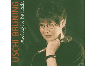 Uschi Brüning - Swinging Ballads - (CD)
