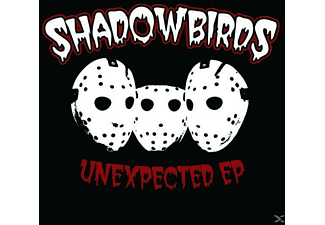 Shadowbirds - Unexpected - (CD)