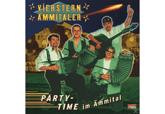 Vierstern-aemmitaler - Party-Time Im Ämmital - (CD)
