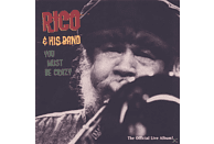 Rico & His Band - You Must Be Crazy [CD]