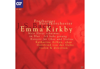 E./Freib.Barockorch./+ Kirkby - Cantatas And Concerto - (CD)