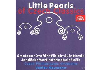 Tp, Vaclav/tp Neumann - Little Pearls Of Czech Classic - (CD)