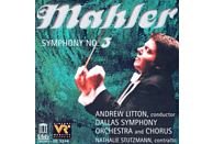 Andrew Litton, Dallas Symphony Orchestra - Mahler:Sinfonie 3 [CD]