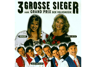 VARIOUS - 3 Grosse Sieger Vom Grand Prix - (CD)