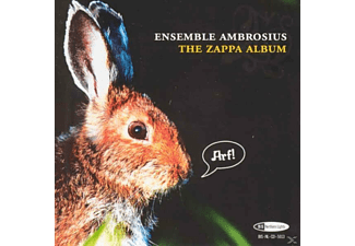 Ensemble Ambrosius - The Zappa Album - (CD)