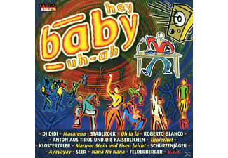 VARIOUS - Hey Baby - (CD)
